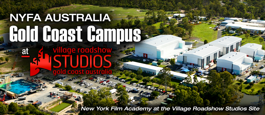 NYFA Australia Gold Coast Campus at Village Roadshow Studios, Gold Coast, Australia